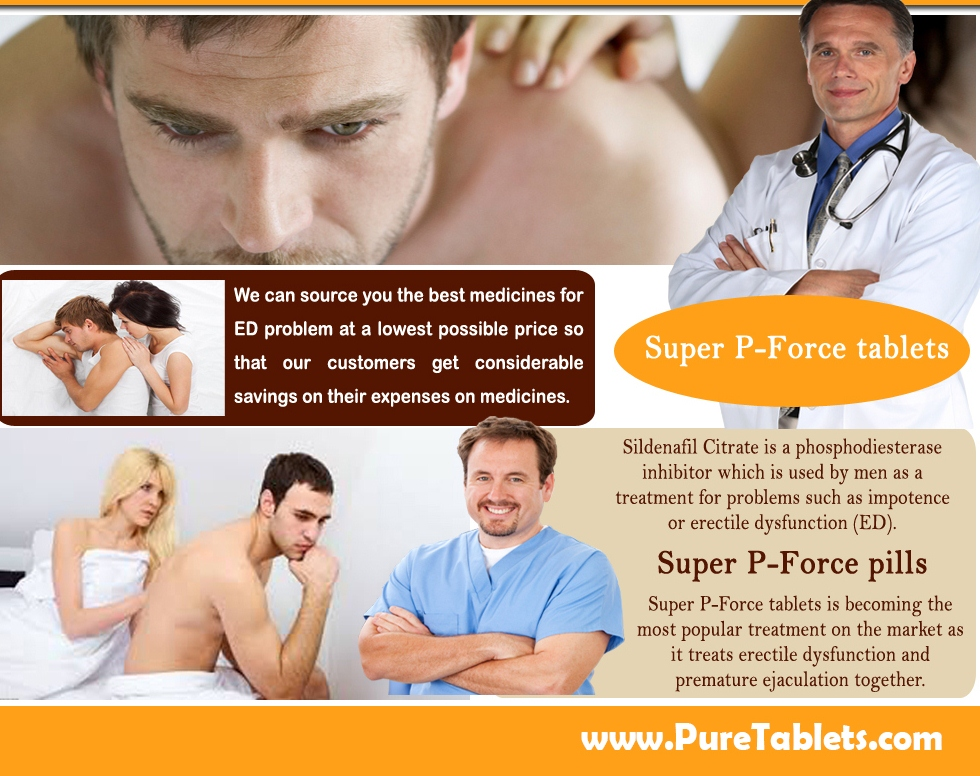 Buy Super P Force Online For Erectile Dysfunction