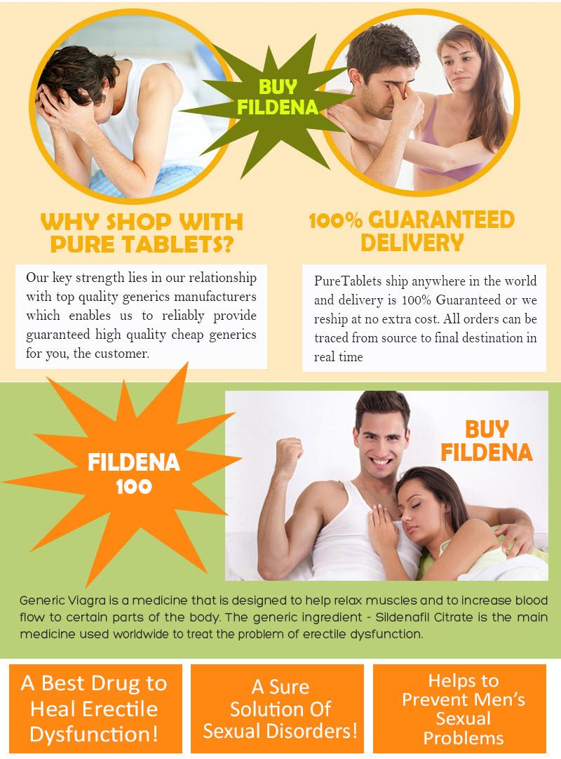 Buy Fildena 100