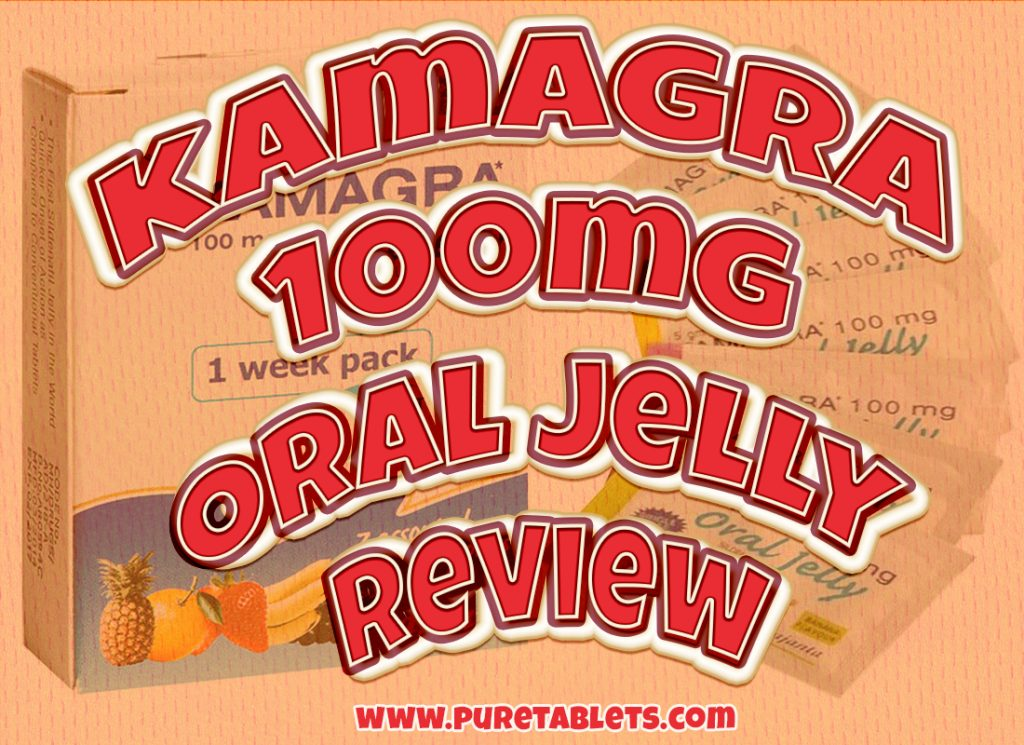 Kamagra 100mg Oral Jelly Review