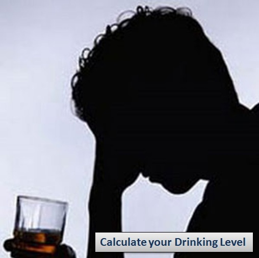 Calculate your Drinking Level