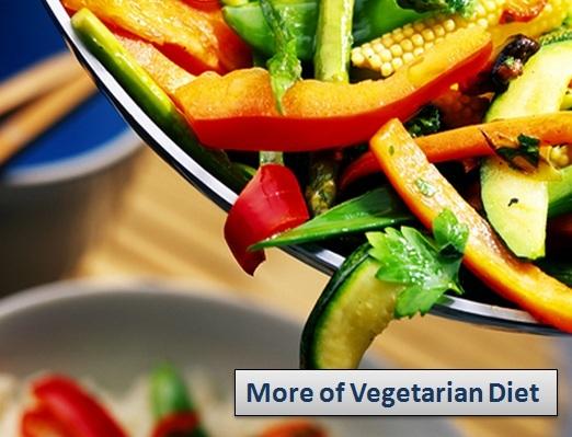 More of Vegetarian Diet